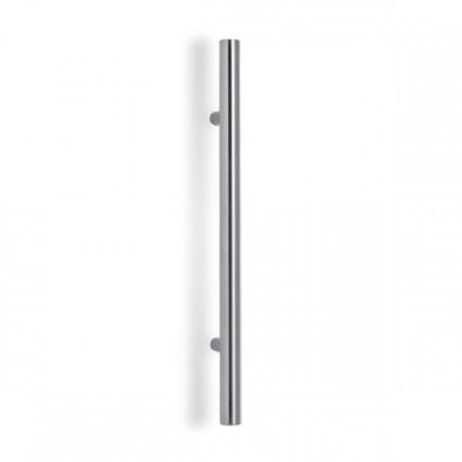 dverné madlo objektové PH70 priame- ø 32mm dĺžka 500mm rozstup 300 mm inox (nerez)