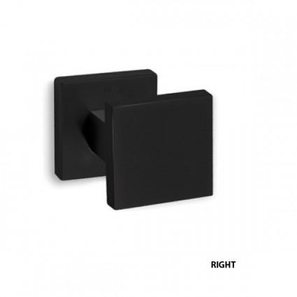 gombík 785 S50 NE - čierna matná