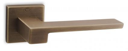 kľučka 1535 S50 MS3 - mosadz starobronz