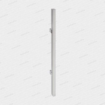 madlo Trentino- 40x20mm dĺžka 1800mm rozstup 1500 mm inox (nerez)