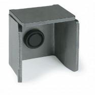 doraz zabezpečovací na privarenie T 43 mm