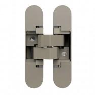 skryté pánty AN160 3D nastaviteľné protipožiarne nikel mat