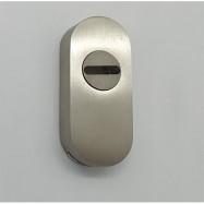 nerezové bezpečnostné rozety oválne 195 Safe 15 mm
