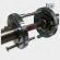 objektové kovanie Uno OK M15 - inox (ušľachtilá oceľ matná)