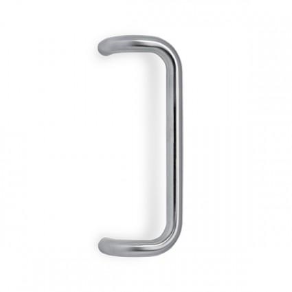 dverné madlo objektové PH61- ø 32mm dĺžka 382mm rozstup 350 mm inox (nerez)