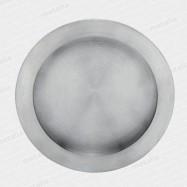 mušľa 01022 M15 ø 110 mm - inox matný (nerez)