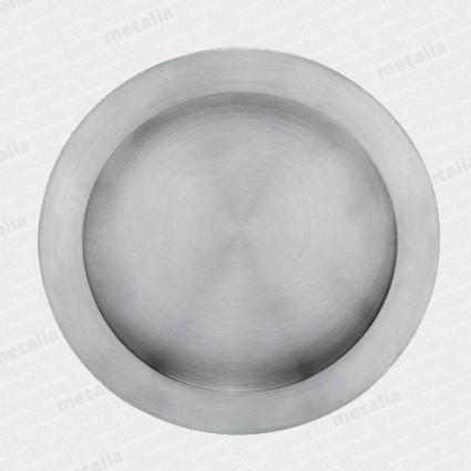 mušľa 01022 M15 ø 40 mm - inox matný (nerez)