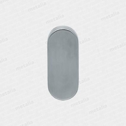 rozeta zaslepovacia 27712BL M15 - inox (nerez)