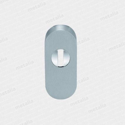 bezpečnostné rozety oválne 92455 Safe 15 mm