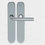 kľučky Lido A M15 - inox (ušľachtilá oceľ matná)