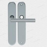 kľučky Tipo A M15 - inox (ušľachtilá oceľ matná)