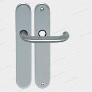 kľučky Uno A M15 - inox (ušľachtilá oceľ matná)