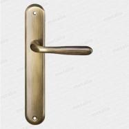 kľučky Omega MC3 - mosadz bronz česaný