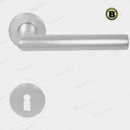 kľučka Ina R F1 - hliník strieborný