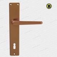 kľučky Lucy F4 - hliník bronzovaný