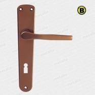 kľučky Lux F4 - hliník bronzovaný