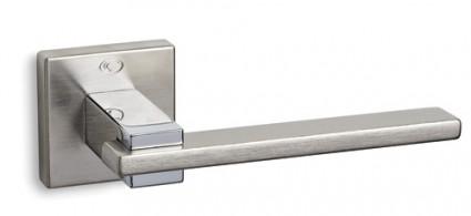 kľučka 0745 S50 M9M4 - nikel mat / chróm lesk
