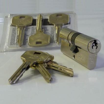 bezpečnostná cylindrická vložka DOM CD - 35/35 mm