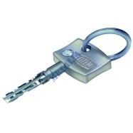bezpečnostný kľúč DOM Diamant