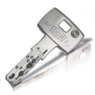 bezpečnostný kľúč DOM ix 6SR plus