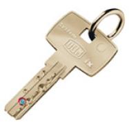 bezpečnostný kľúč DOM ix 6KG