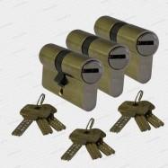 bezpečnostná cylindrická vložka DOM ix-10 - 3x SU