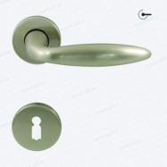 kľučka Dodo R M9 - nikel matný