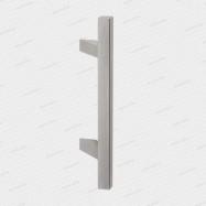 madlo Trento 45°- 25x25mm dĺžka 800mm rozstup 600 mm inox (nerez)