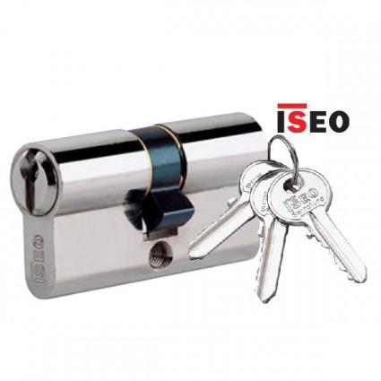 cylindrická vložka ISEO F5 30/35mm nikel