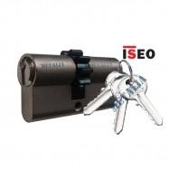 cylindrická vložka ISEO F5 RI10 30/35mm nikel