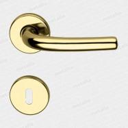 kľučka Beta R M1 - mosadz leštená