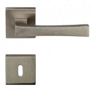 kľučka - Rossetti Quattro S M9 - nikel matný