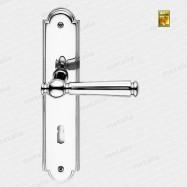 kľučky - Rossetti Riccardo M4 - mosadz chróm leštený