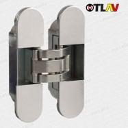 pánty skryté 3D nastaviteľné INVISACTA 300 Zn na bezfalcové dvere