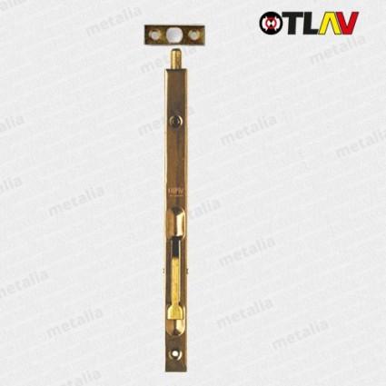 zástrč LC260 - 200 mm žltý pozink
