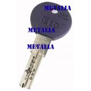 kľúč ISEO R7 - originálny bezpečnostný kľúč ISEO R7